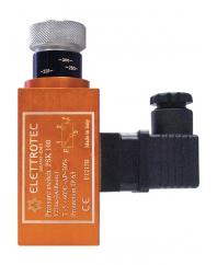 PSK可调式压力控制器